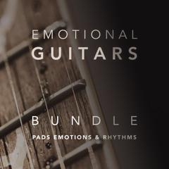 8Dio Emotional Guitars 'Untying Emotion' By MyGeek