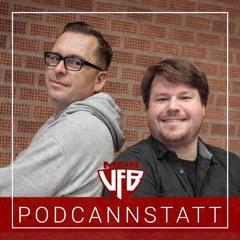 Die Lage vor dem Testspiel-Kracher [feat. Gregor Preiß] | Episode 164