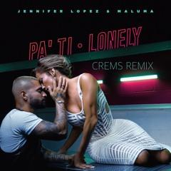 Jennifer Lopez & Maluma – Pa' Ti (CREMS REMIX)