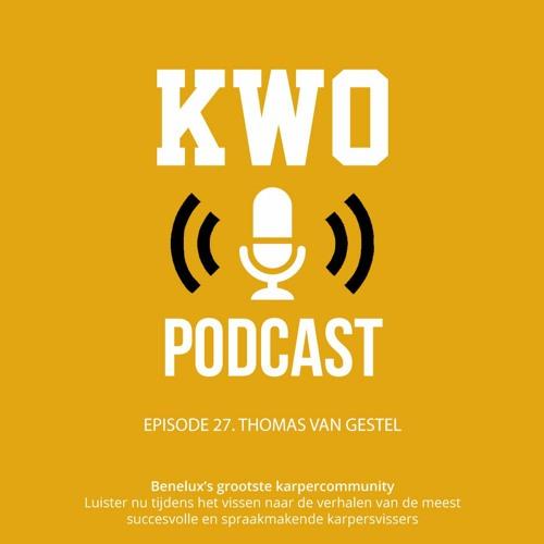 KWO Podcast #27 - Thomas van Gestel over maanstanden, luchtdruk, voer en 'gewoon gaan'!