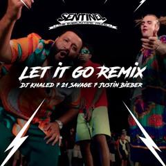 DJ Khaled Ft 21 Savage & Justin Bieber - Let It Go RMX PREVIEW - Full Version In Download Link