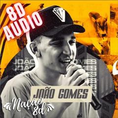 🎶 João Gomes - METE UM BLOCK NELE 🎧 8D Audio   Nação 8D