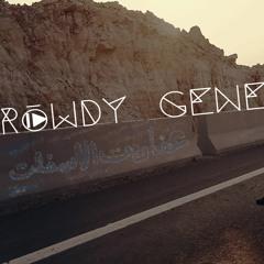 wegz 3afareet el asphalt عفاريت الاسفلت Rowdy Gene Remix