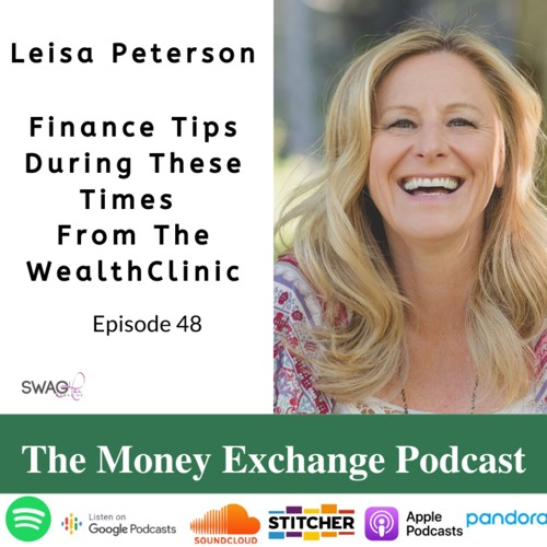 Finance Tips During These Times from The Wealth Clinic