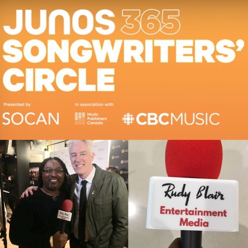 Intv w President,CEO CARAS Juno Awards MusiCounts Allan Reid on JUNOS 365 Songwriters' Circle series