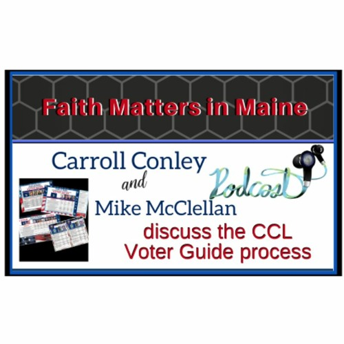 Carroll Conley And Mike McClellan Talk About The Upcoming Voter Guide Process