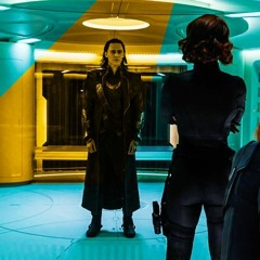 Loki And Black Widow Discussion