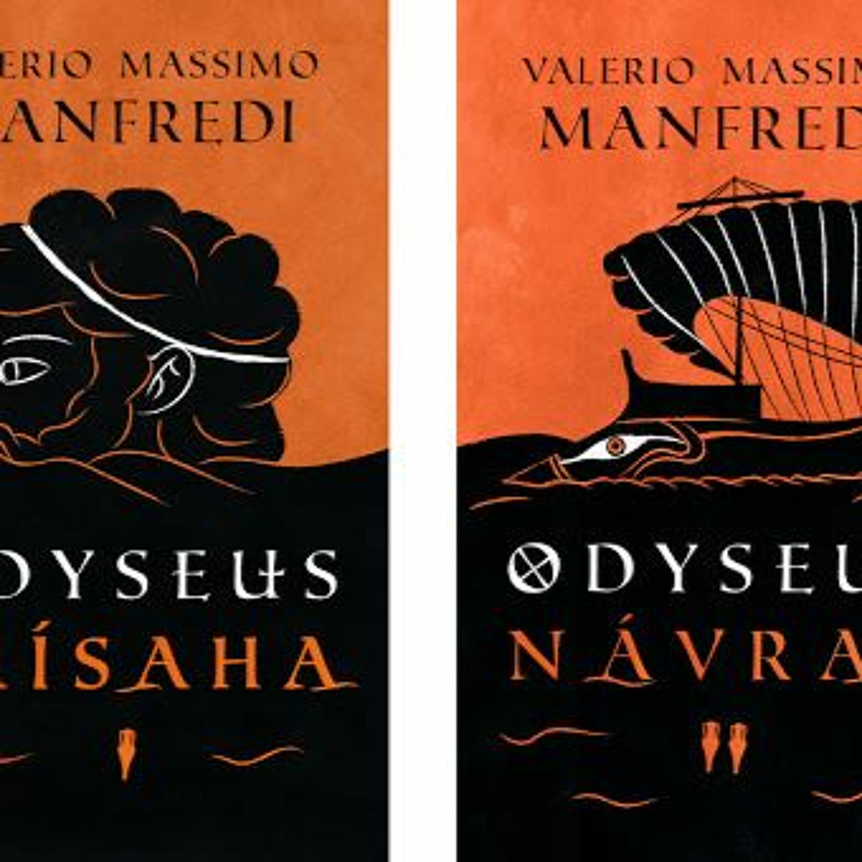 175. Podcast Mužom.sk: Odyseus (Valerio Massimo Manfredi)