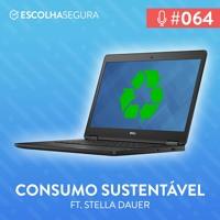 #064. Como economizar reaproveitando eletrônicos antigos? com @eutestei
