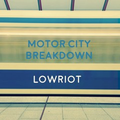 Motor City Breakdown (Snippet)