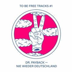 To be free Tracks