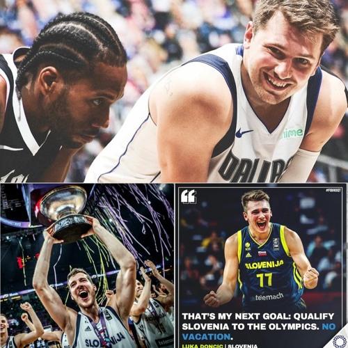 Kdo je Voulgaris in kaj se dogaja v Dallasu? NBA končnica in reprezentanca v kvalifikacijah za OI!