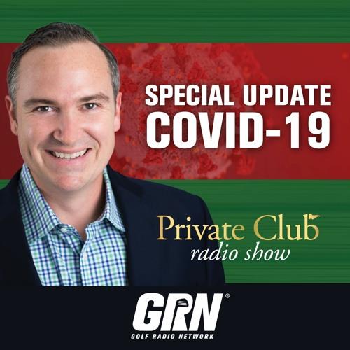 Coronavirus SPECIAL CLUB UPDATE