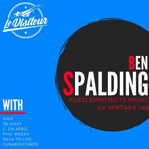LV Mixtape 148 - Ben Spalding (PuzzleProjectsMusic)