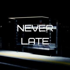 NEVER LATE (140bpm) - TOOSII x NO CAP GUITAR TYPE BEAT