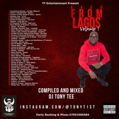 BACK FROM LAGOS MIX VOLUME 1 (29.04.21)