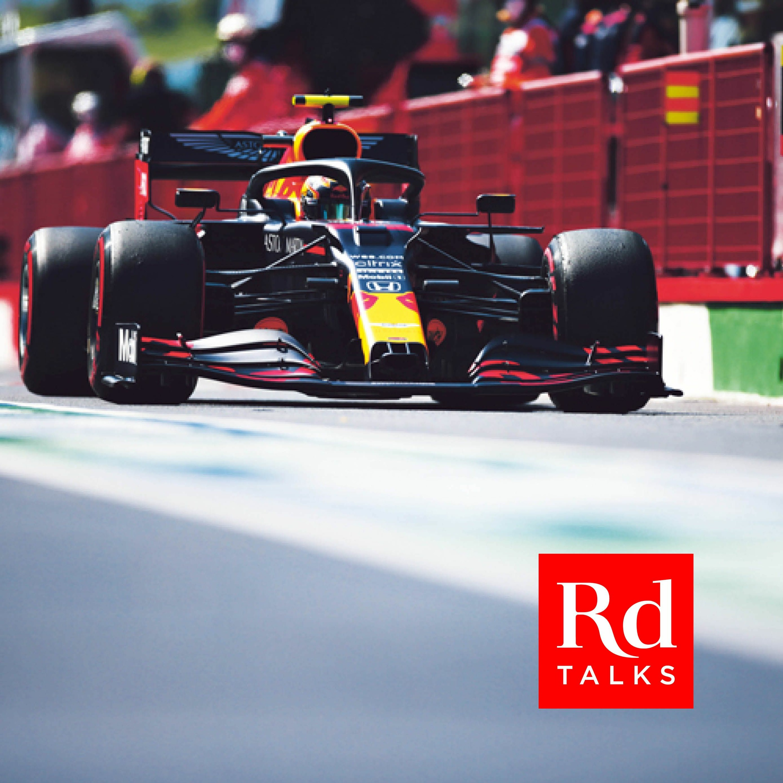 What it's Like to Race in Formula One