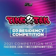 Alan James - TIME 2 JAM DJ COMPETITION MIX