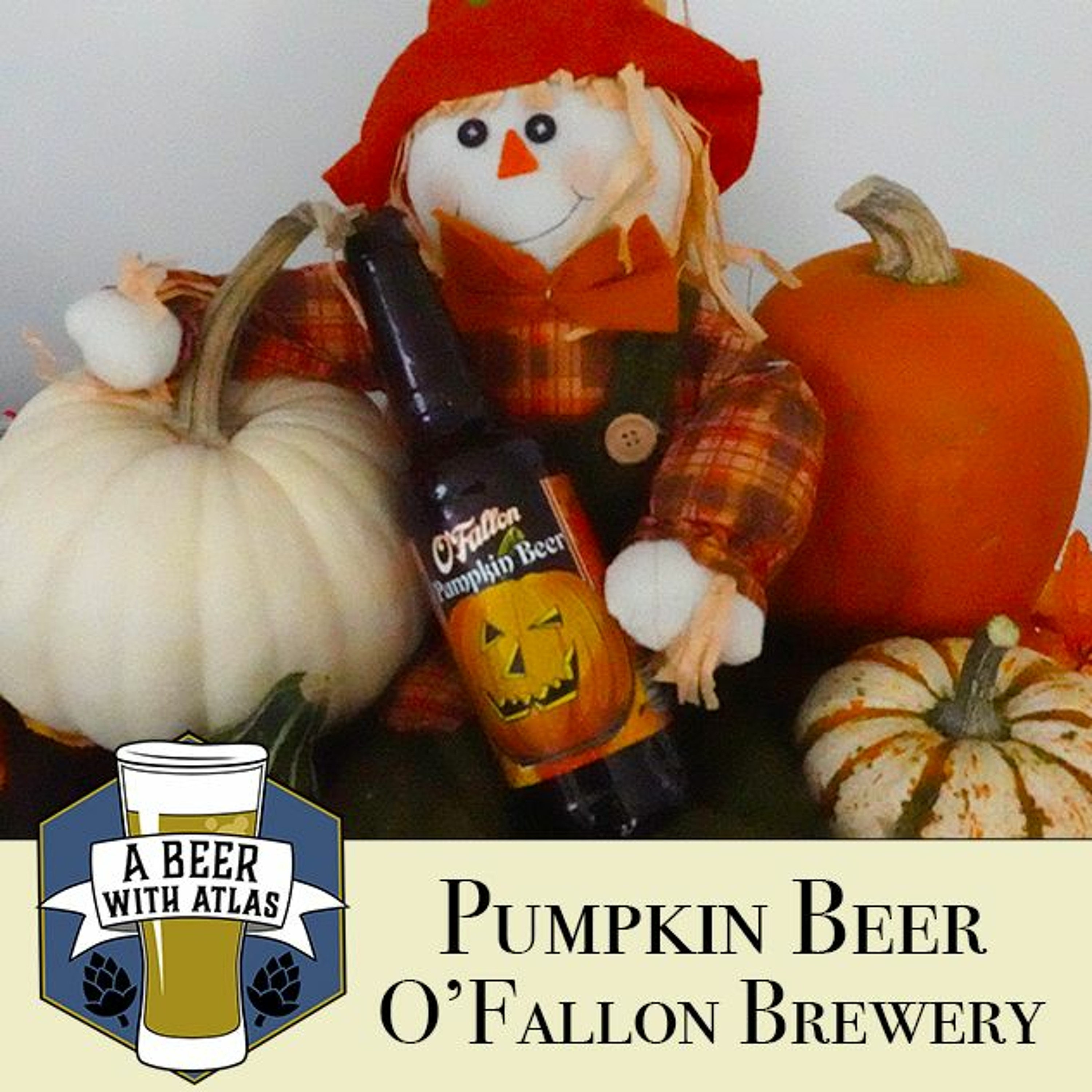 Pumpkin Beer from O'Fallon Brewery - Beer with Atlas 115 - the travel nurse craft beer podcast