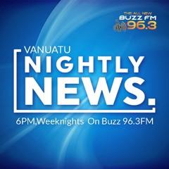 Vanuatu Nightly News With Kizzy Kalsakau - 19 01 2021