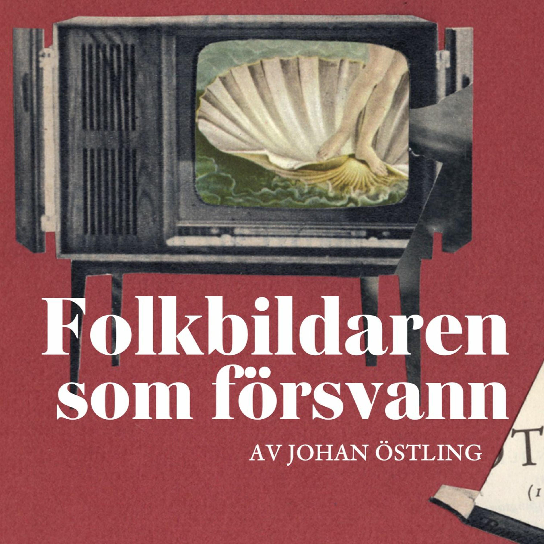 Essä: Folkbildaren som försvann – av Johan Östling