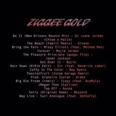 Ziggee Gold 4 Disco Auntie