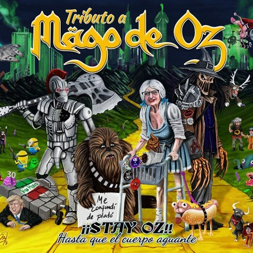 MÄGO DE OZ - El Atrapasueños (SALDUIE cover)