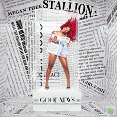 Megan Thee Stallion Ft Popcaan & Mustard - Intercourse (Official Audio)