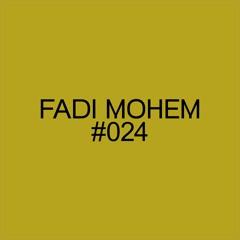 Pulsår Mix 024 - Fadi Mohem