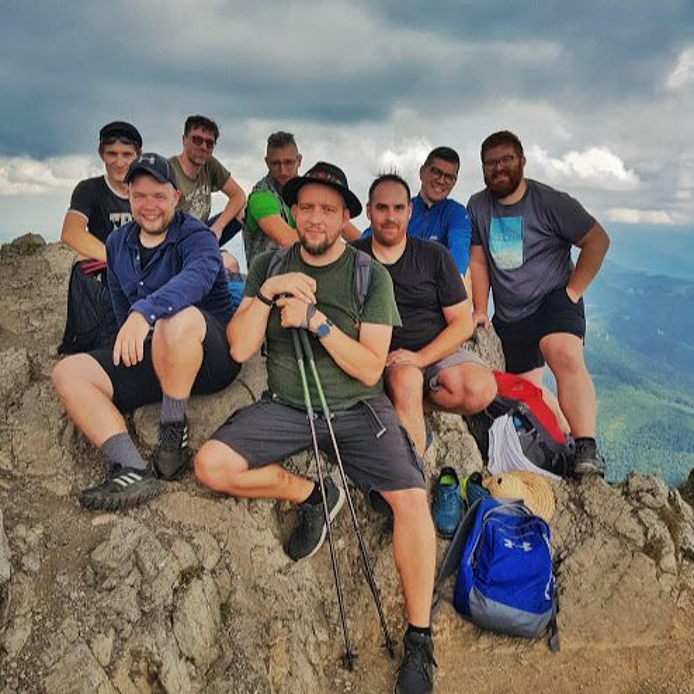 179. Podcast Mužom.sk: Špeciál 300 hrmených - zo zákulisia partie chlapov