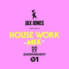 House work mix4 Jax Jones
