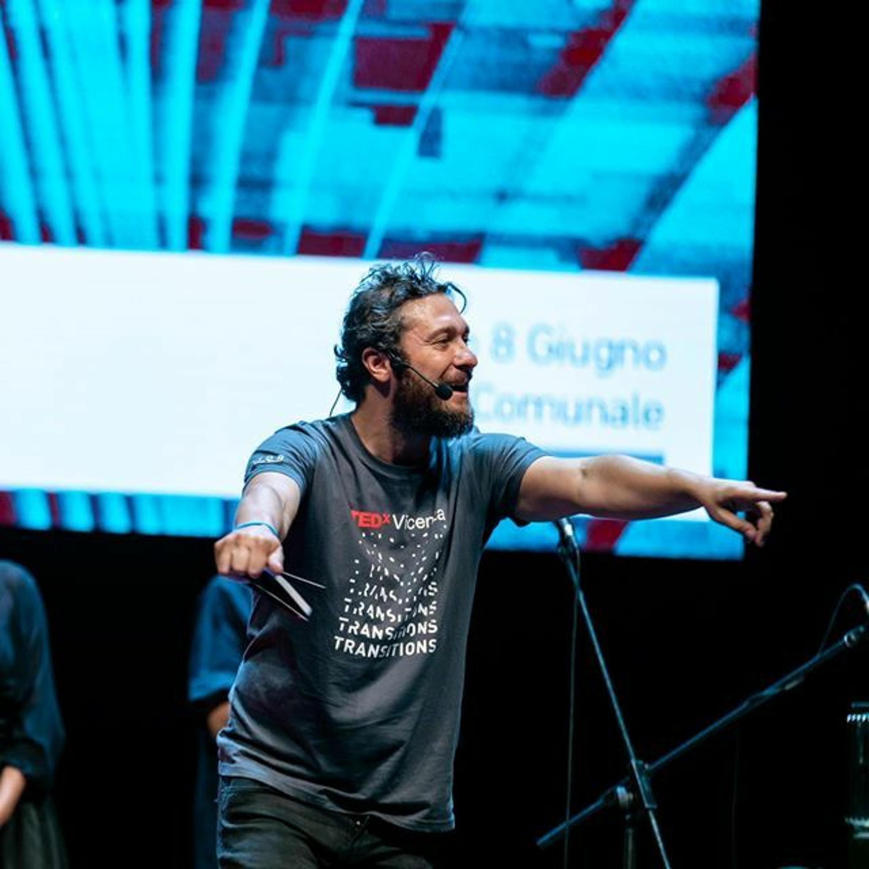 Design for the senses — Andrea Manticò, TEDxVicenza
