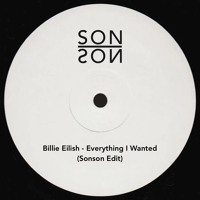 Billie Eilish - Everything I Wanted (Sonson Edit)(FREE DOWNLOAD)