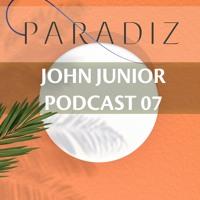 Paradiz Podcast 7 - John Junior  (21.08.2020)