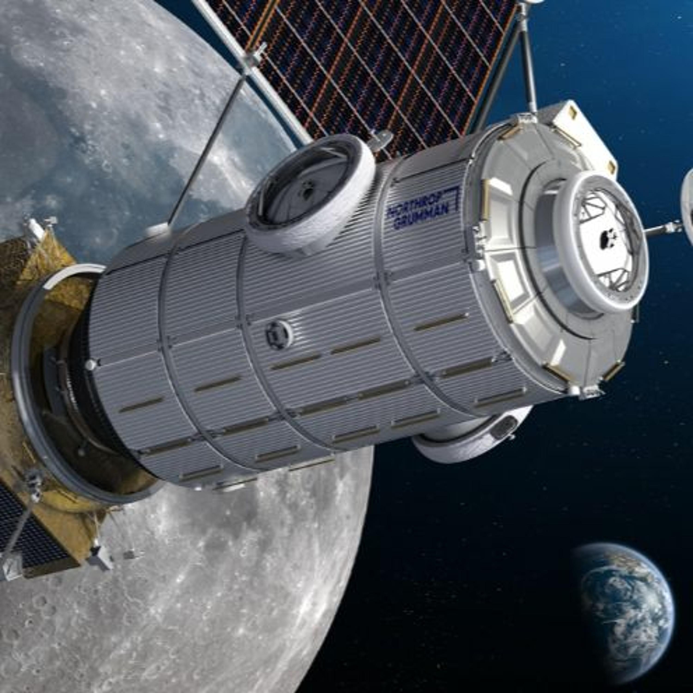The Lunar Gateway Habitation and Logistics Outpost (HALO)