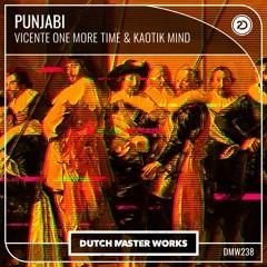 Vicente One More Time & Kaotik Mind - Punjabi