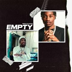 "Lil Durk x Lil Tjay x Calboy x Lil Gotit Type Beat ""EMPTY"" (prod. by svngx)"