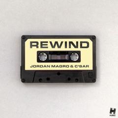 Jordan Magro & C'SAR - Rewind (Radio Edit)
