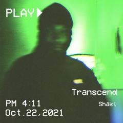 "Eris x $not Type Beat - ""Transcend"""