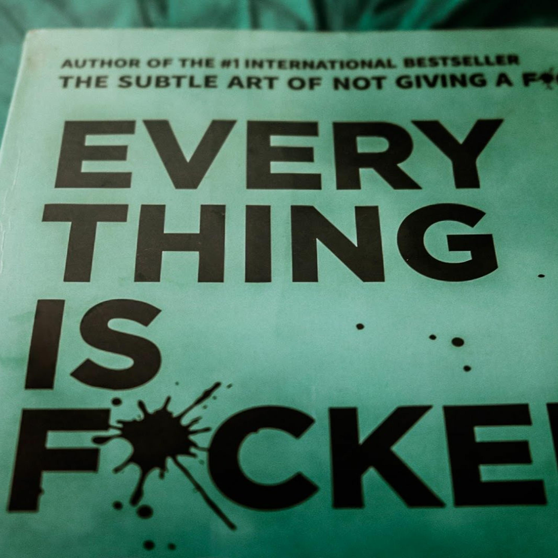 172. Podcast Mužom.sk: Všetko je v p**i (Mark Manson)