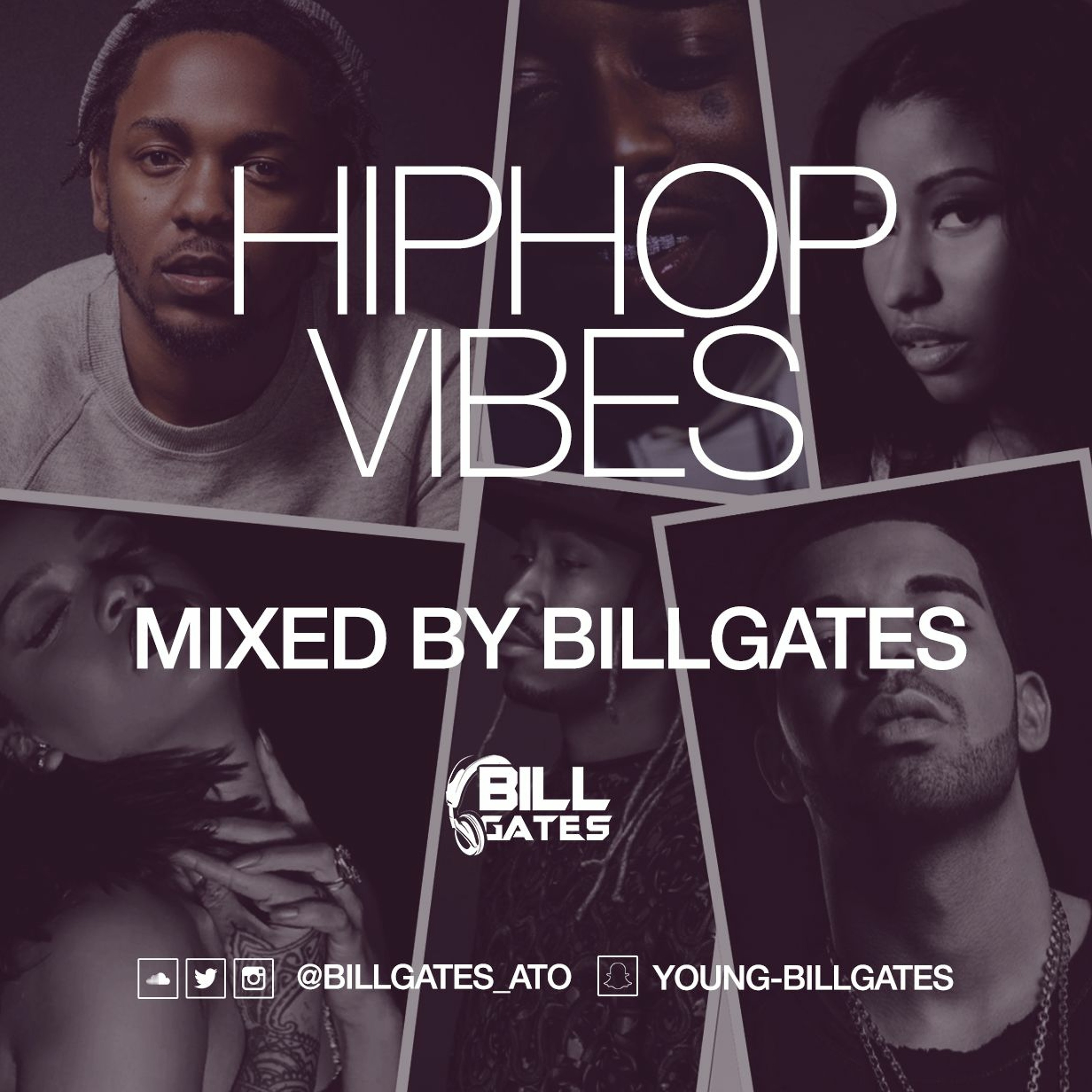 HipHop Vibes 4 Mixed By Spaceship Billy