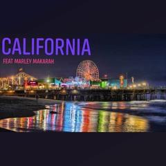 California - Feat. Marley Makarah [Prod. Marley Makarah]