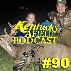 #90 Rachel Crume - October Deer Hunting, Post - Shot Tips, Fall Fishing, Hunter Ed
