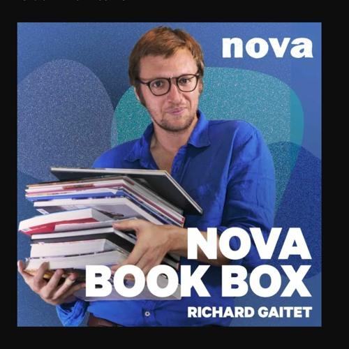 Texcoko invité de la Nova Book Box  de Richard Gaitet
