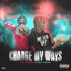 Change My Ways(feat.HBK Dinero)