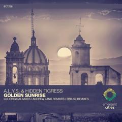 A.L.Y.S. & Hidden Tigress - Golden Sunrise (5irius7 Extended Remix) [ECT228]