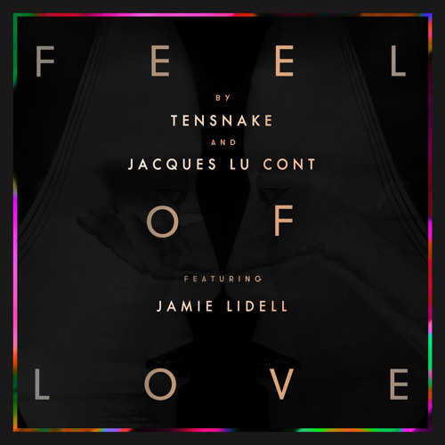 Feel Of Love (Kaytranada Edition) [feat. Jamie Lidell]