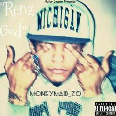 POWERED UP X RENZ GOD