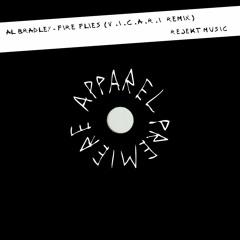 APPAREL PREMIERE: Al Bradley - Fireflies (V.i.c.a.r.i Remix) [Rejekt Music]