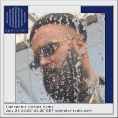 Concentric Circles Radio #82 W MO JAKOB